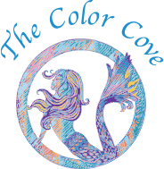 The Color Cove Logo